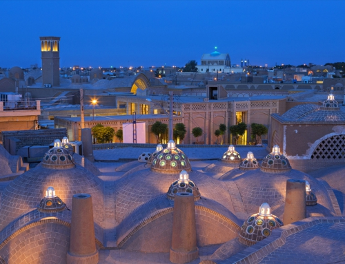 Ancient city of Kashan